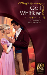 Courting Miss Vallois by Gail Whitiker