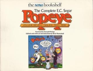 The Complete E.C. Segar Popeye Volume 7: Dailies - 1931-1932