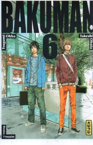 Ebook Bakuman, Tome #6 by Tsugumi Ohba TXT!