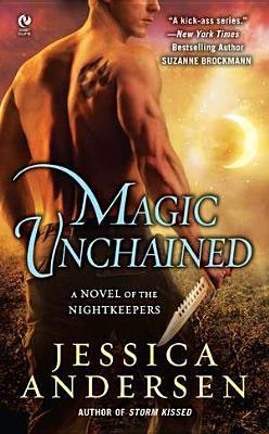 Magic Unchained by Jessica Andersen