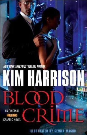 Image result for blood crime kim harrison book cover