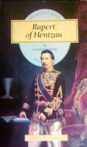 Rupert Of Hentzau Book