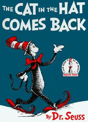 The Cat in the Hat Comes Back(Beginner Books B-2)