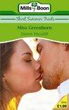 Miss Greenhorn