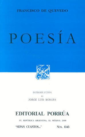 Poesía (Sepan Cuantos, #646)