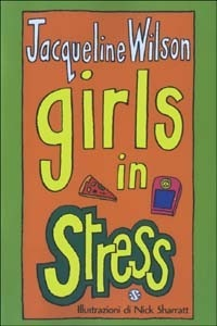 Girls in stress
