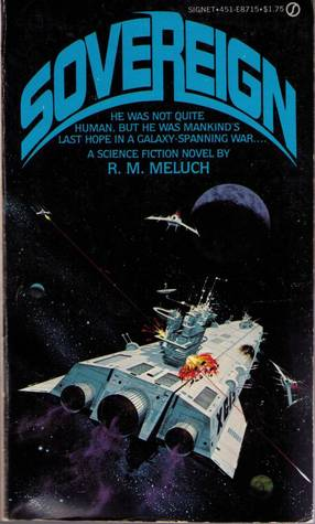 Sovereign by R.M. Meluch