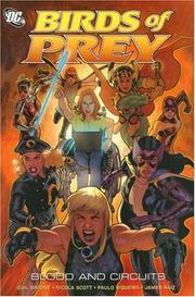 Birds of Prey, Vol. 8: Blood and Circuits