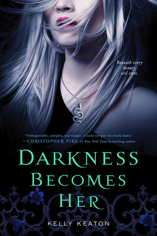 Darkness Becomes Her(Gods & Monsters 1)