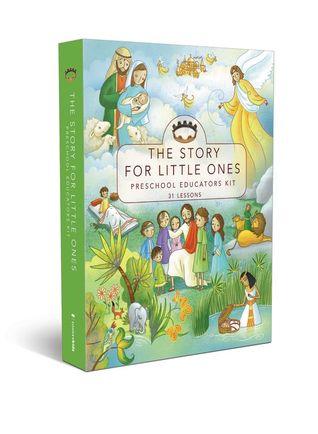 the-story-for-little-ones-preschool-educators-kit