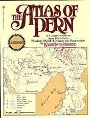 The Atlas of Pern by Karen Wynn Fonstad