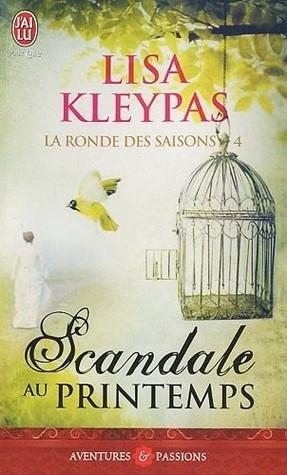 Scandale au printemps (La ronde des saisons, #4)
