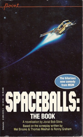 Spaceballs by R.L. Stine