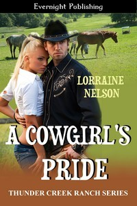 A Cowgirl's Pride by Lorraine Nelson