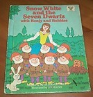 Snow White and the Seven Dwarfs, with Benjy and Bubbles