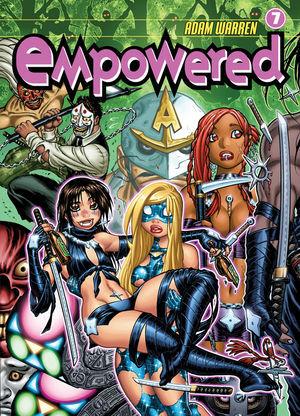 Empowered, Volume 7 (Empowered, #7)