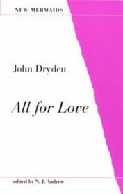 all for love dryden