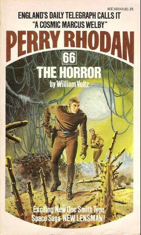 The Horror (Perry Rhodan - English, #66)
