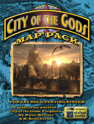 City of the Gods Map Pack by M. Scott Verne