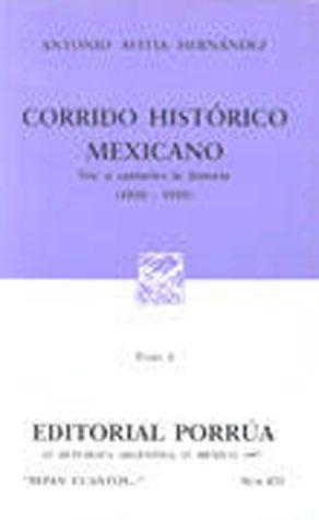 Corrido Histórico Mexicano 2 [1910-1916] (Sepan Cuantos, #676)