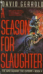 A Season for Slaughter (War Against the Chtorr #4)