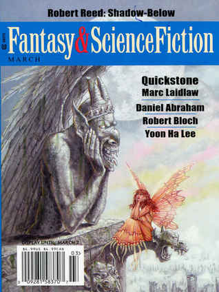 Fantasy & Science Fiction, March 2009 (The Magazine of Fantasy & Science Fiction, #681)