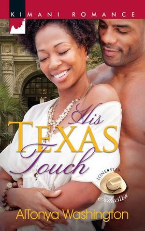 His Texas Touch (Lone Star Seduction #2)