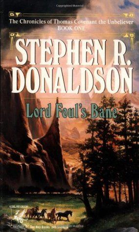 Stephen R. Donaldson: The Chronicles of Thomas Covenant the Unbeliever Series