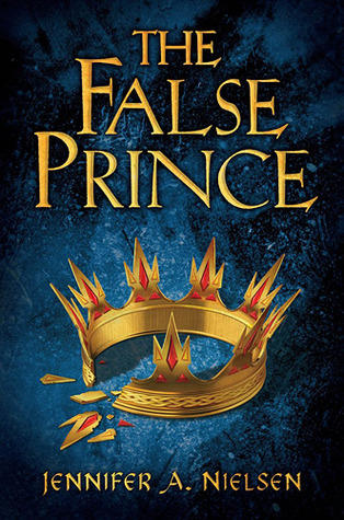 The False Prince cover (link to Goodreads)
