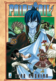 Fairy Tail, Vol. 25