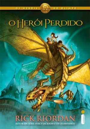 O Herói Perdido by Rick Riordan