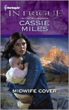 Midwife Cover by Cassie Miles
