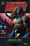 Los nuevos vengadores: ¿Quién es el vigía? (Los nuevos vengadores Marvel Deluxe #2)