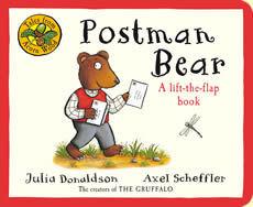 Image result for postman bear