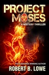 Project Moses (Enzo Lee Mystery, #1)