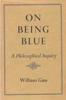 on being blue a philosophical inquiry new york review books classics