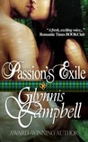 Passion's Exile (Medieval Outlaws, #2)