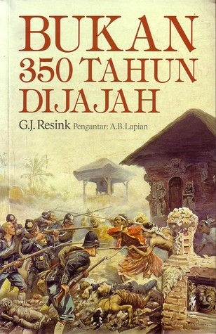 Bukan 350 Tahun Dijajah