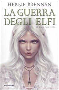 La guerra degli elfi by Herbie Brennan