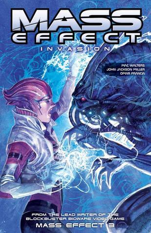 Mass Effect: Invasion(Mass Effect Graphic Novels 3)
