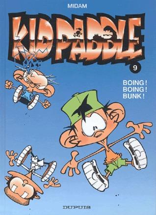 Boing! Boing! Bunk! (Kid Paddle, #9)