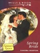 Spring Bride by Sandra Marton