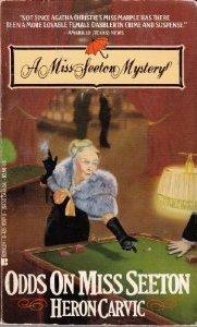 Odds on Miss Seeton(Miss Seeton 5)