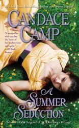 A Summer Seduction (Legend of St. Dwynwen #2)