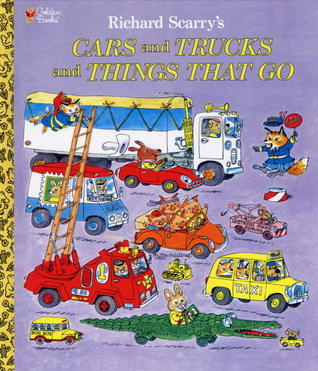 Cars and Trucks and Things That Go (Giant Little Golden Book)