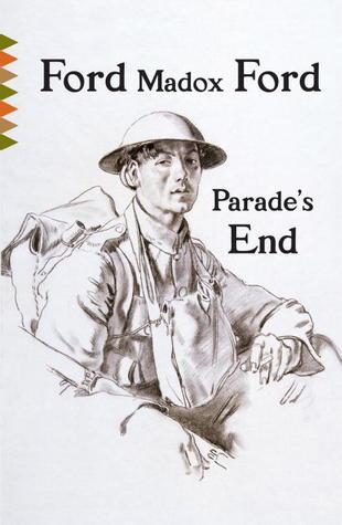 Parades End(Parades End 1-4)