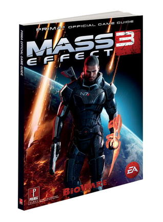 MASS EFFECT 3 OFFICIAL GAME GUIDE EBOOK
