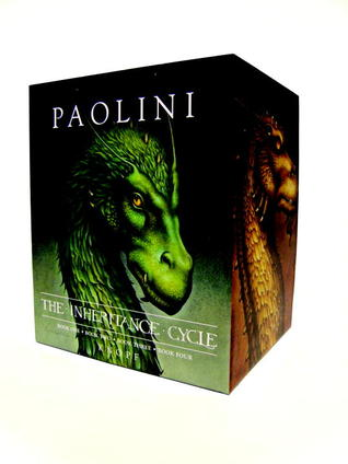 The Inheritance Cycle (The Inheritance Cycle #1-4)