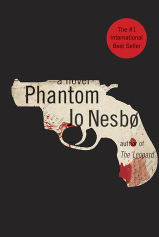 Phantom (Harry Hole, #9)