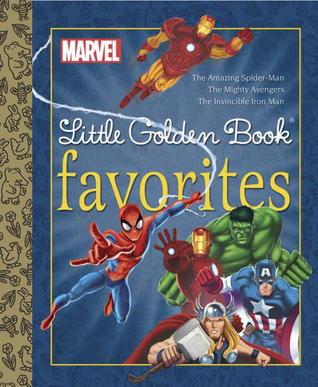 Marvel Heroes Little Golden Book Favorites #1 (Marvel) por Golden Books